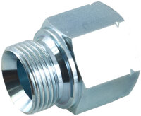 Adapters and pipe fittings