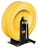 Open hose reels - manually operated